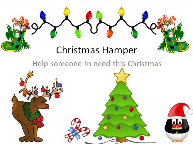 Wicken Christmas.Christmas Hampers For Food Banks Akeley Wood School